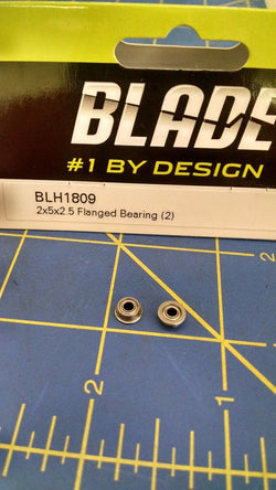 Blade BLH1809 2x5x2.5 Flanged Bearing (2) from Mid America Naperville