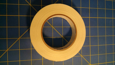 "1"" x 60yds Strapping Tape Mid America Naperville"