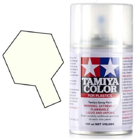 Tamiya TS-13 Clear Spray Paint Can 3.35 oz 100ml Mid-America Naperville
