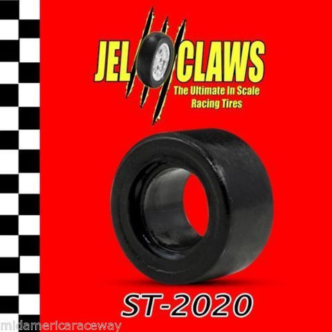 Jel Claws ST-2020 HO Scale Tire for Johnny Lightning X-Traction & Aurora AFX