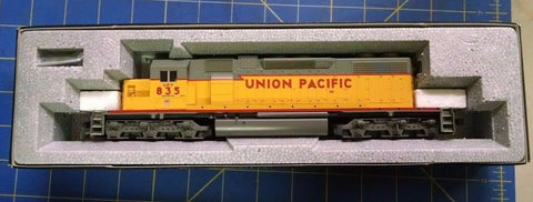 KATO HO Scale 37-6512 Union Pacific Y835 LOCOMOTIVE Mid America Naperville