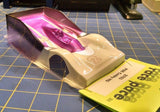 Race Pace Custom Painted PSE Caddy HD Purple 2 1/24 slot car from Mid America
