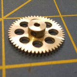 Mid America Extra Light 64 pitch 51 tooth 3/32 Spur Gears 1/24 slot Naperville