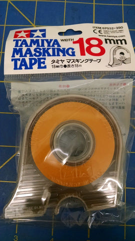 Tamiya 87032 Masking Tape 18mm Ships from America From Mid America