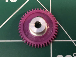 Cahoza 16° 72 Pitch 42 Tooth 3/32 axle spur gear from Mid America Raceway