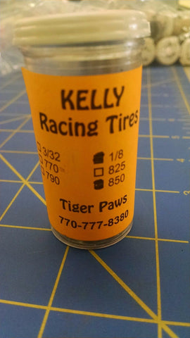 Kelly Racing Tires KRP-0045 Tiger Paws 1/8 X 850 from Mid-America Naperville