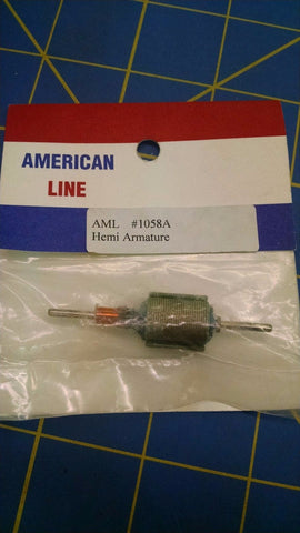 AML #1058A Hemi Armature from MidAmerica Raceway Naperville