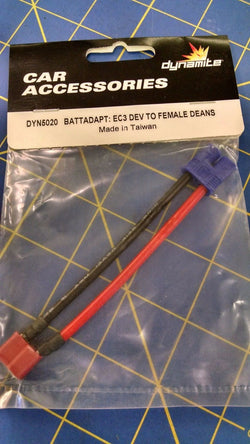 Dynamite DYN5020 Battadapt:EC3 Dev to Female Deans from Mid America Naperville