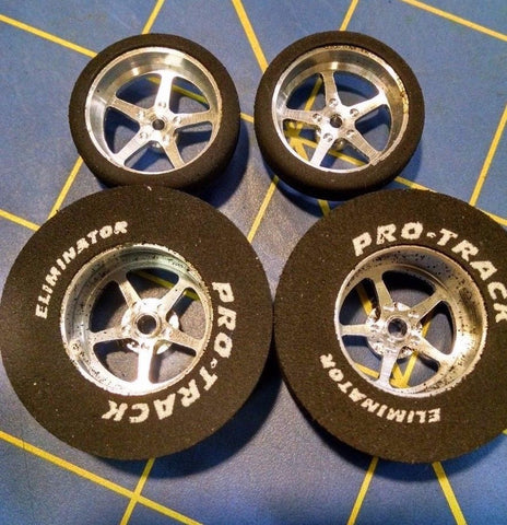 Pro Track N405I Pro Stars 1 3/16 x 435 Rear & Front  Drag Tires Naperville