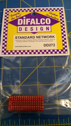 Difalco 148 Ohms Resistor Network - Medium response - DD-272 from Mid-America