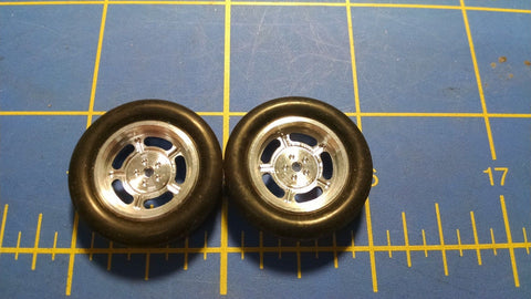 "Pro Track Daytona Large Tire Drag Fronts 1"" tall for .050 axle Mid America"