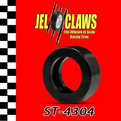 Jel Claws ST 4304 Carrera GO!!! NASCAR Front & Rears 1/43 Mid America Naperville