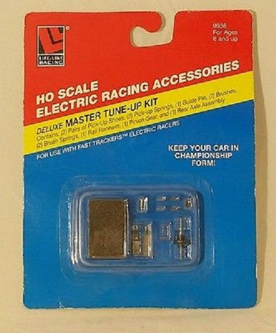 NEW! Life Like Racing Fast Trackers Tune Up Kit NIB hop up parts pit kit