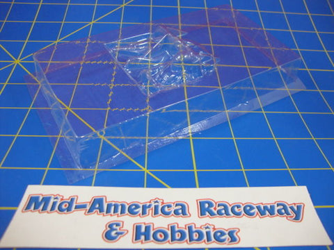Parma 812 CLEAR 1/24 Drag car High Detail Interior from Mid America  Raceway