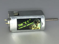 The E.T.  Drag Slot Car Motor from Mid America Products