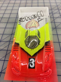 Ford MC LMP Painted #3 Shell slot car body 1/24