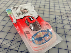 Alfa Romeo LMP Painted #1 Red Bull SLOT CAR BODY 1/24