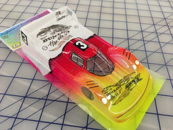 Alfa Romeo LMP Painted #3 Dunlop  SLOT CAR BODY 1/24