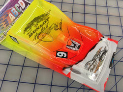 Shelby GTP PAINTED #9 Dunlop SLOT CAR BODY 1/24