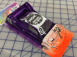 BMW DTM Painted #8 NGK SLOT CAR BODY 1/24