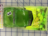 Classic 49 Ford Painted #5  SLOT CAR BODY 1/24