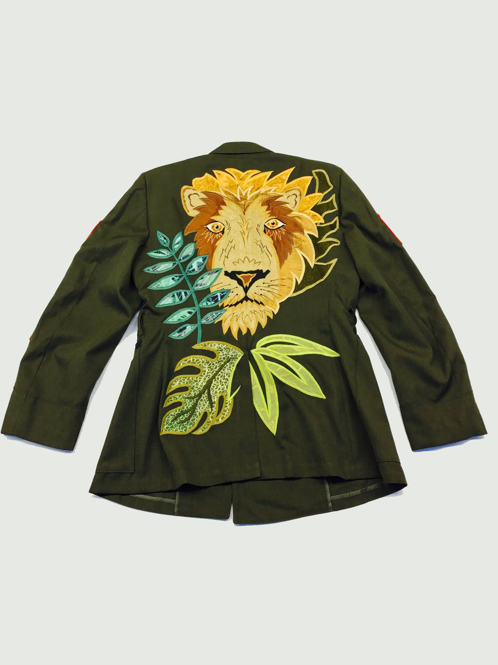 Lion Army Jacket
