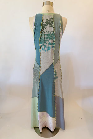 Antigua Vacation Maxi Dress