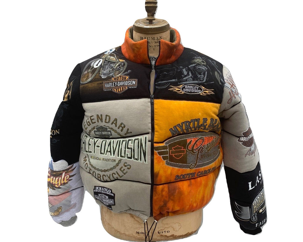 Harley Davidson Fan Jacket Extra Large