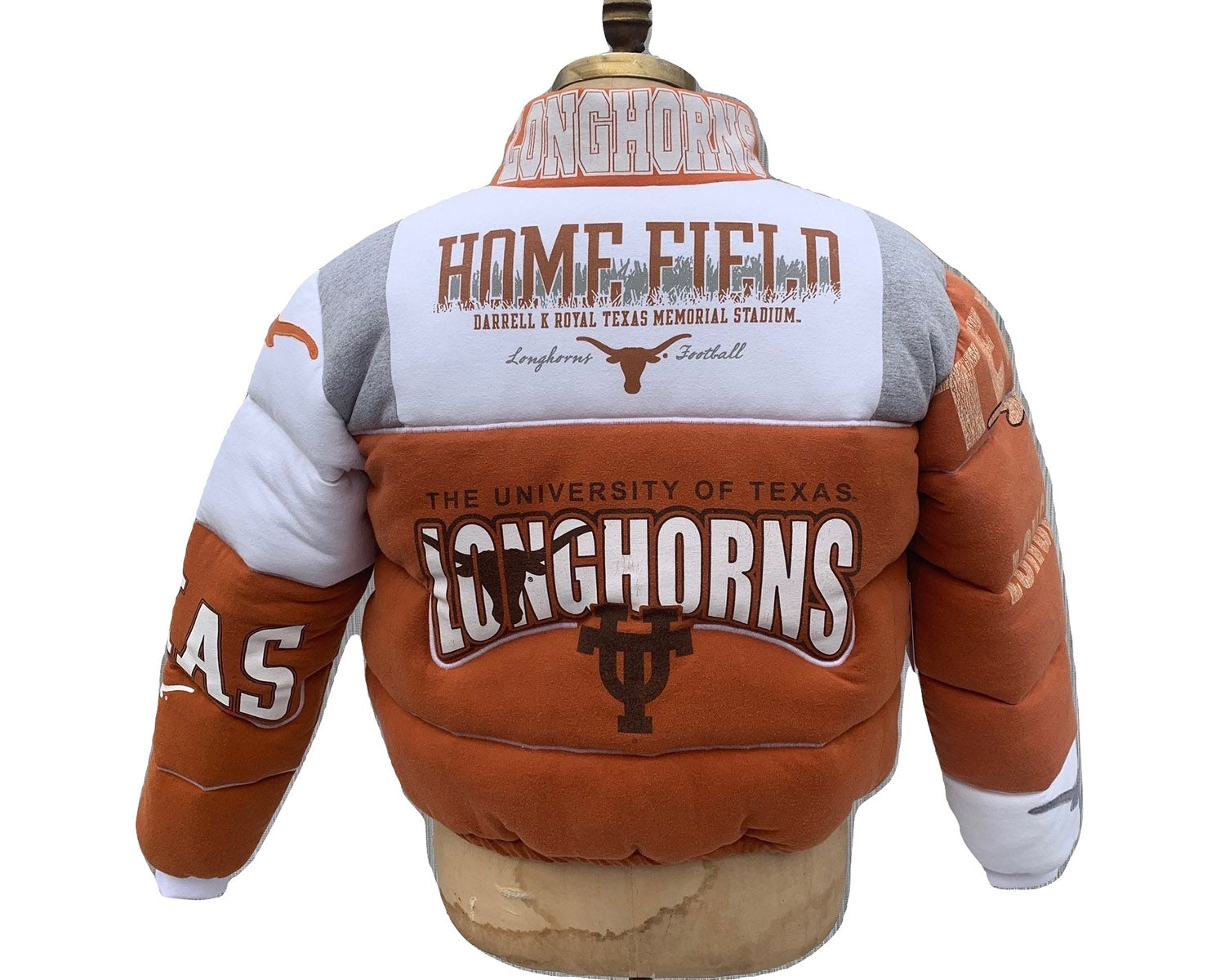 Texas Longhorns Fan Jacket Large