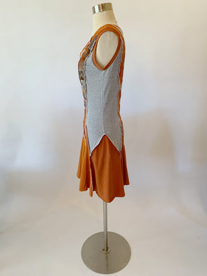 Short Longhorns Dress Medium