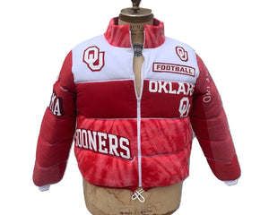 Oklahoma Sooners Fan Jacket Medium