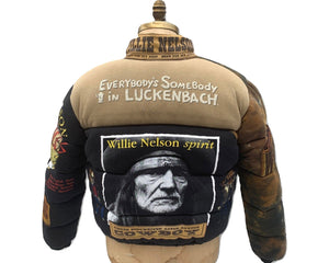 Willie Nelson Fan Jacket Large