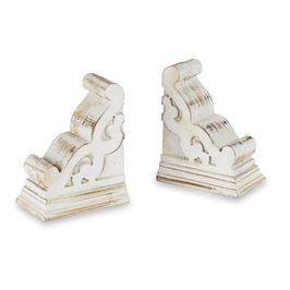 Mud Pie Corbel Bookend
