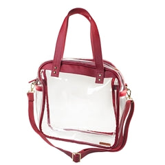 Capri Designs Crimson Carryall Tote