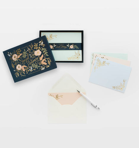 Rifle Paper Company Colette Stationery