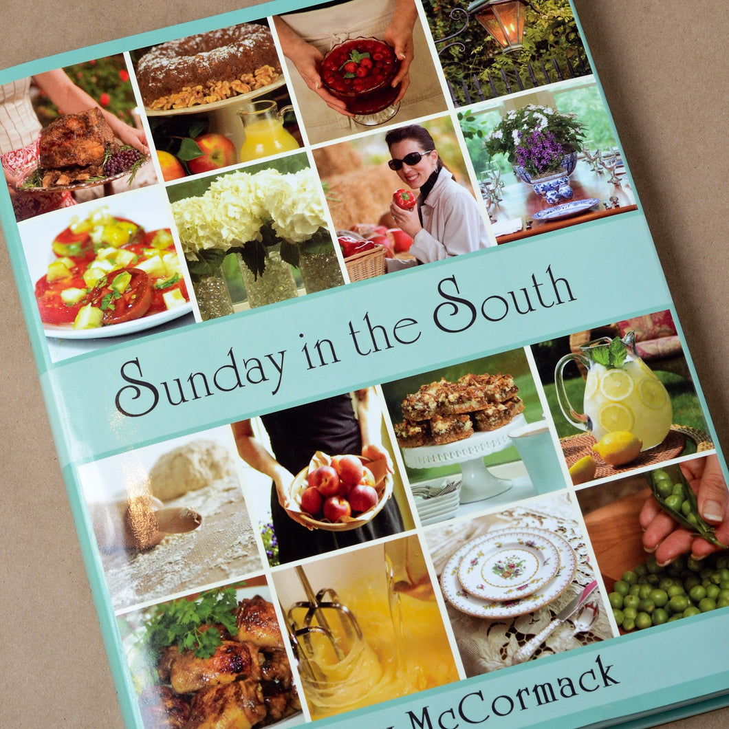 Ginny McCormack Sunday in the South Cookbook