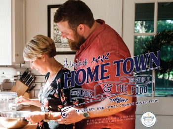 """Taste of Home Town"" Cookbook"