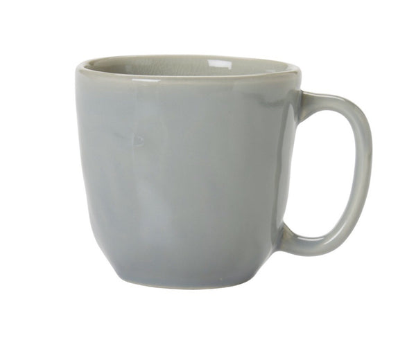 Juliska Puro Mist Grey Crackle Cofftea Cup