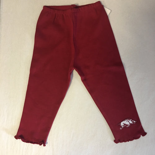 Arkansas Razorback Rippled Pants