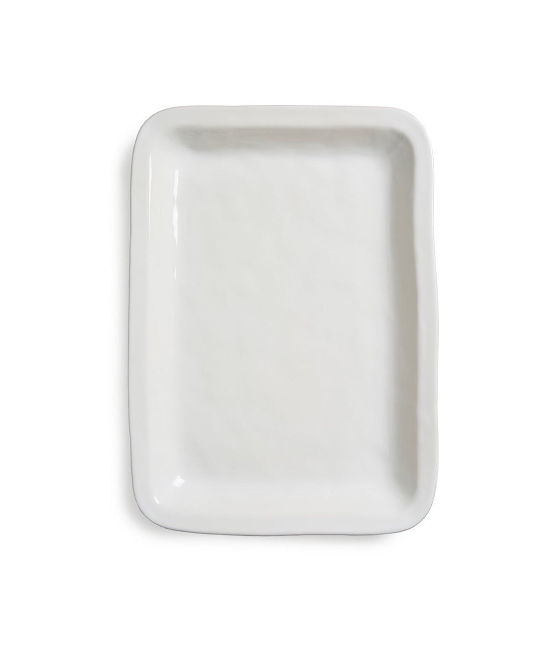 Juliska Whitewash Puro Rectangular Platter
