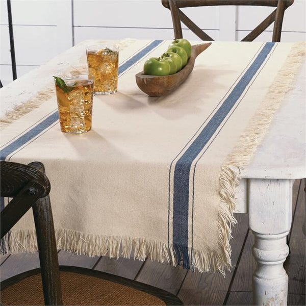 Mud Pie Grainsack Table Runner