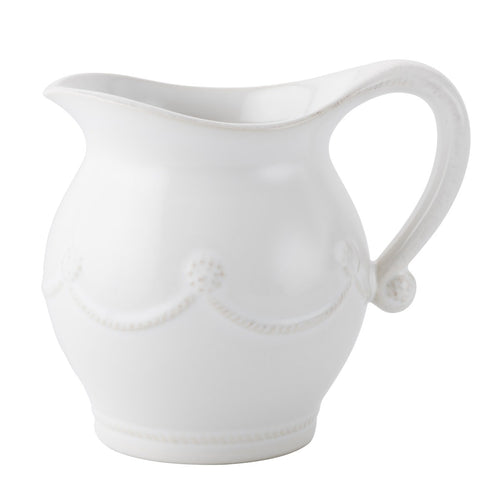 Juliska Berry & Thread White Creamer