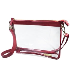 Capri Designs Crimson Large Crossbody