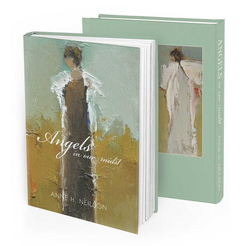 Inspirational Coffee Table Books.Anne Neilson Angels In Our Midst Coffee Table Book