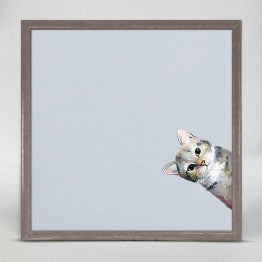 Greenbox Sneaky Cat Wall Art