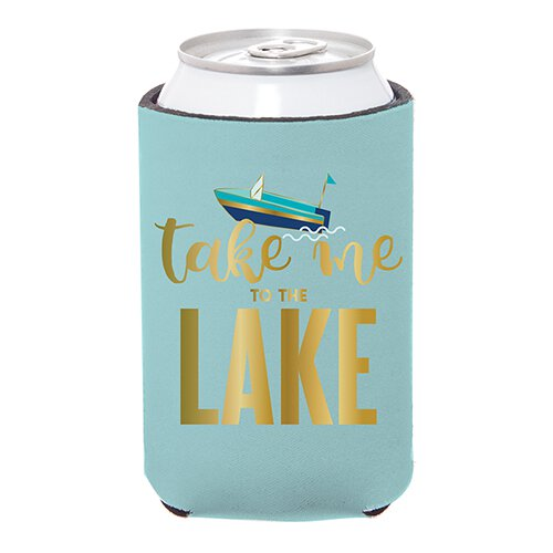 Slant Take Me To The Lake Can Cover