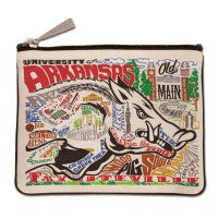 Catstudio University of Arkansas Pouch