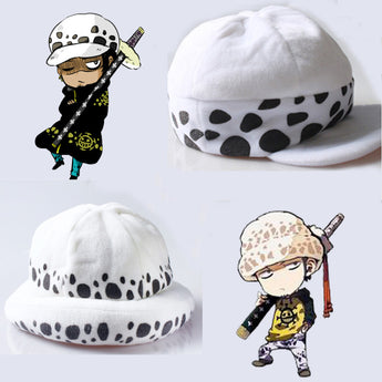 One Piece Trafalgar Law Hat Death