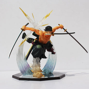 Anime Figure One Piece Roronoa Zoro Action Figure
