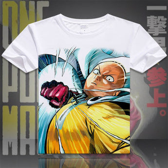 One Punch Man T shirts